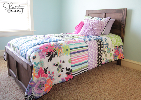Trend DIY Pottery Barn Bed