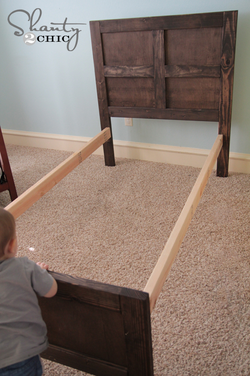 Popular How to build a bed