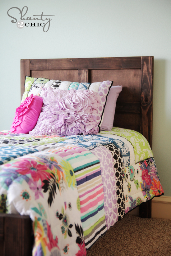 Cute Pottery Barn Kids DIY Bed