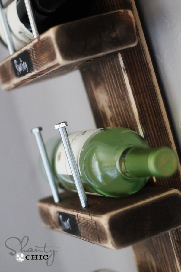 Shanty 2 Chic Wine Rack 2