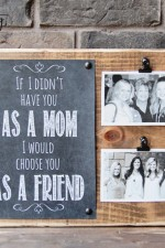 Mother's Day Gift & Free Printable