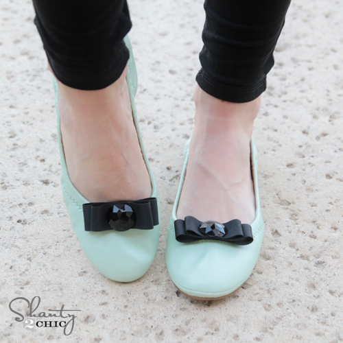DIY Shoe Clips 3