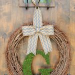DIY Wreath for Spring!