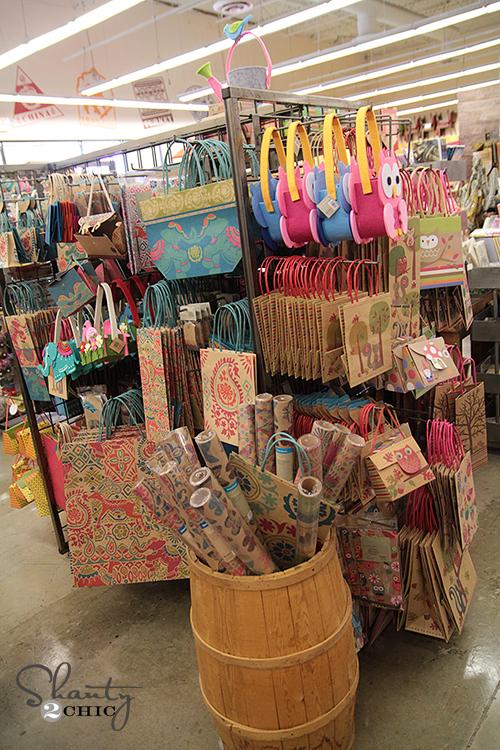 World Market Gift Bag