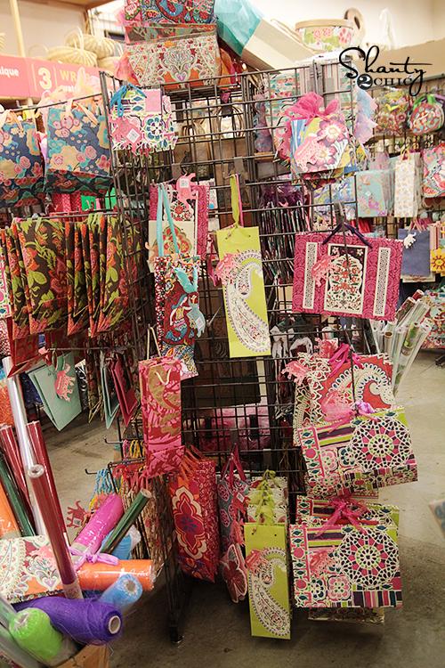 World Market Gift Bags