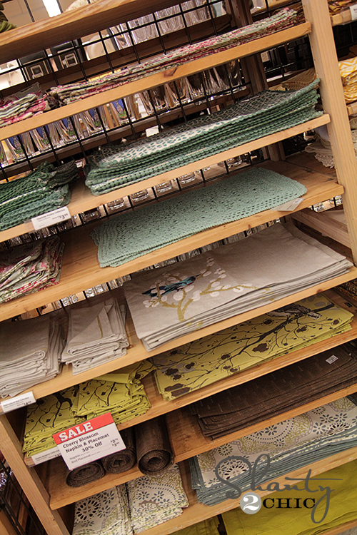 World Market Placemats