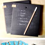 Anthropologie Inspired Chalkboard Tablets by Jen Woodhouse