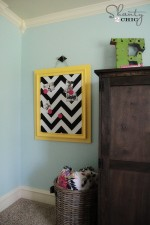 DIY Magnetic Board