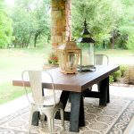 DIY Table Pottery Barn