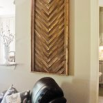 DIY Wall Art from Wood Shims!