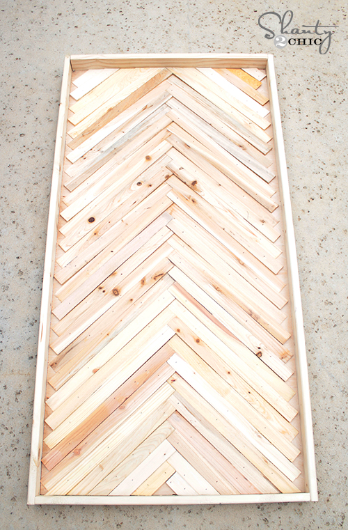 DIY Wood Wall Art Tutorial
