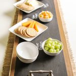 How to Make a Chalkboard ~ Serving Tray