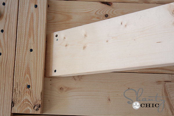 Outdoor Table Bottom