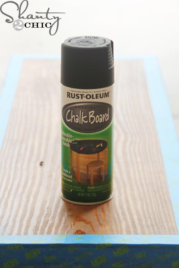 Chalkboard Spray Paint Ideas Part - 19: Rustoleum_Chalkboard_Spray_Paint