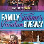 HUGE Family Vacation Giveaway!