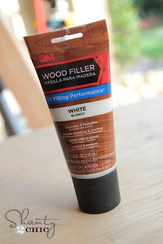 3M Wood Filler