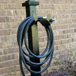 Hose Holder for the Garden DIY