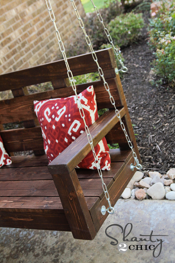 natural hanging somers wood seating in stain outdoor woodhanging swing somer oil whitewood porch solid point furniture acacia s