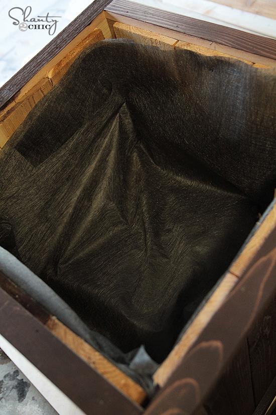 Planter Box Plans Cedar Shanty 2 Chic