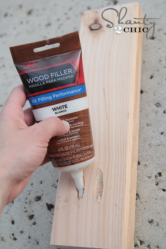 Wood Putty