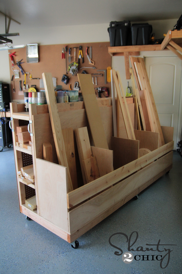 free woodworking plans garage storage | Quick Woodworking ...