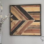 DIY Wall Art ~ Pallet Design