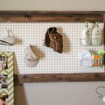 DIY Wall Decor – Pegboard
