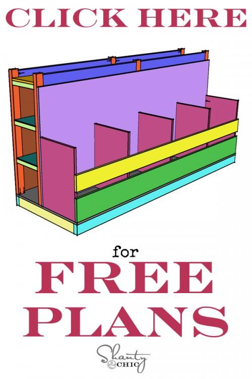 Print Lumber Cart Free Plans