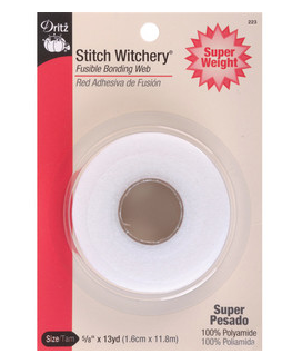Stitch Witchery Heavy Duty