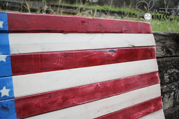If You Love This American Flag Pallet I Would Your Pins
