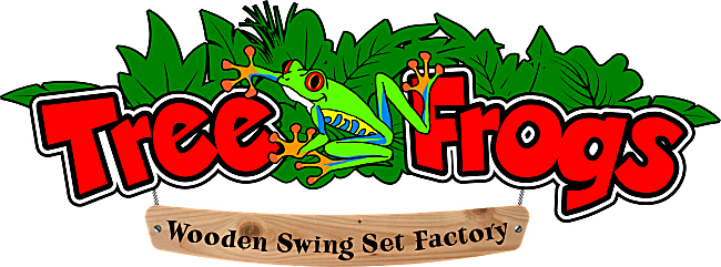 tree-frogs-wooden-swing-set-factory-dallas-lewisville-tx