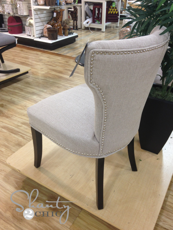Superior Dining Chair From Homegoods Design Ideas