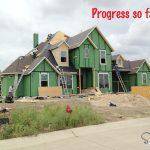 New Home – More Progress