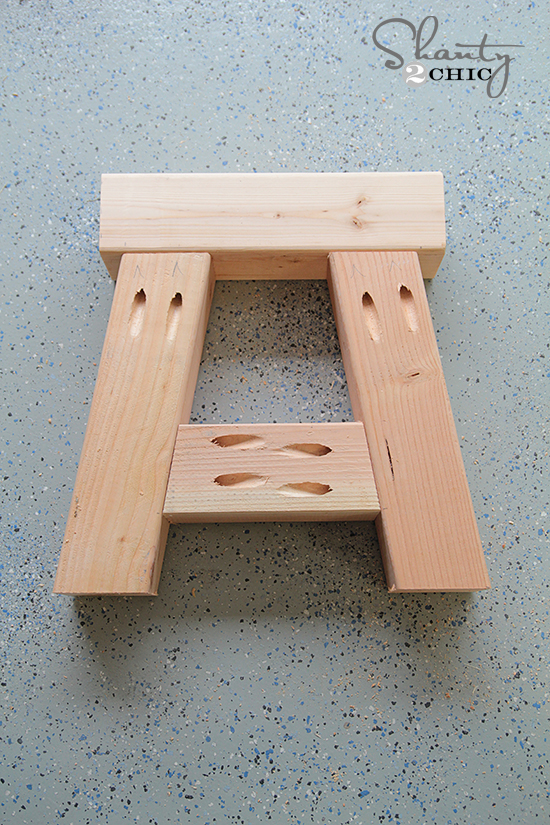 homemade wooden bench plans