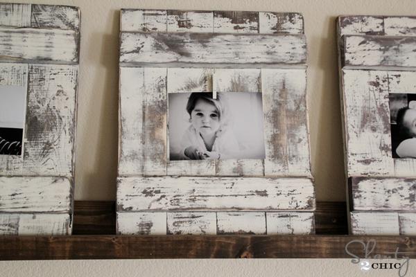 chippy wood frame