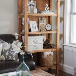 DIY Pottery Barn Inspired Bookcase