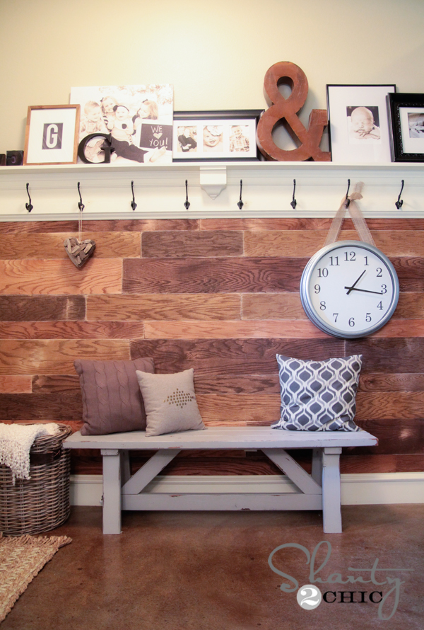 7 Basement Ideas On A Budget Chic Convenience For The Home: Painted Brick Form Poured Concrete Basement Walls With