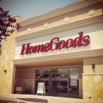 Come Shop with us at HomeGoods!!!
