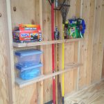 Shed Organization Idea!