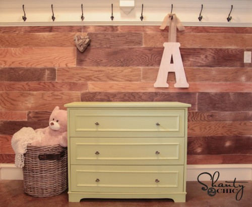Changing Table DIY