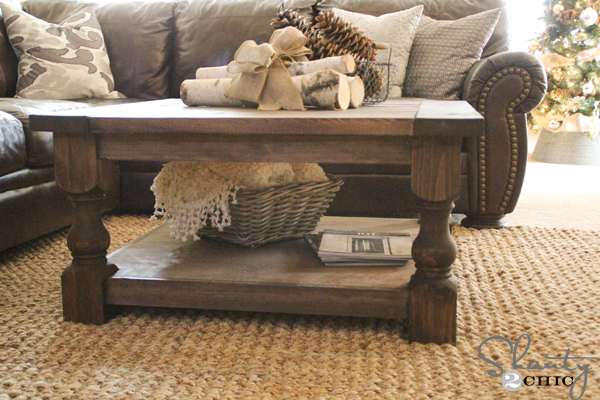 Woodwork How To Build A Square Coffee Table Pdf Plans