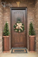 DIY Wood Christmas Tree Stands