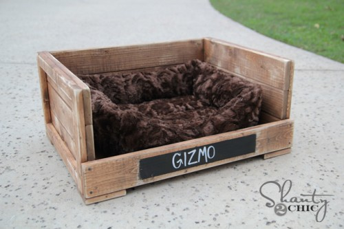 Wood Pet Bed Tutorial