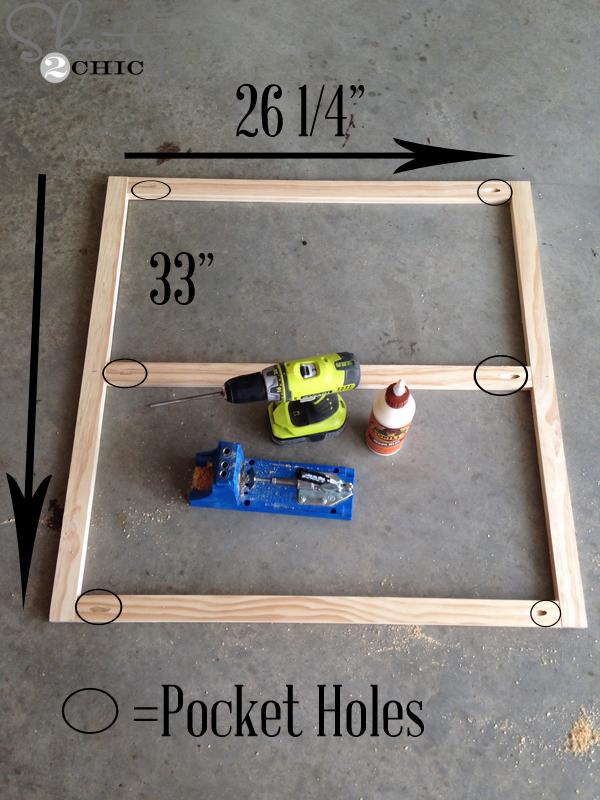 build-frames