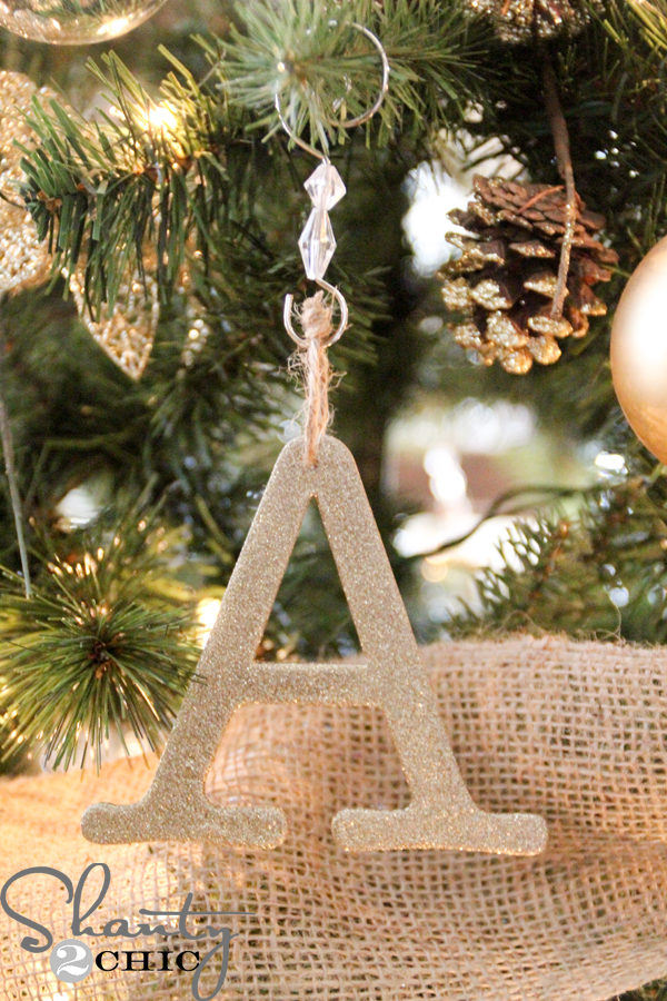 Diy Pottery Barn Inspired Ornaments For 1 Shanty 2 Chic