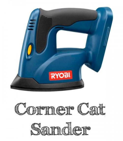Ryobi Corner Cat