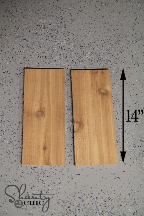 Wood Charger Measurements