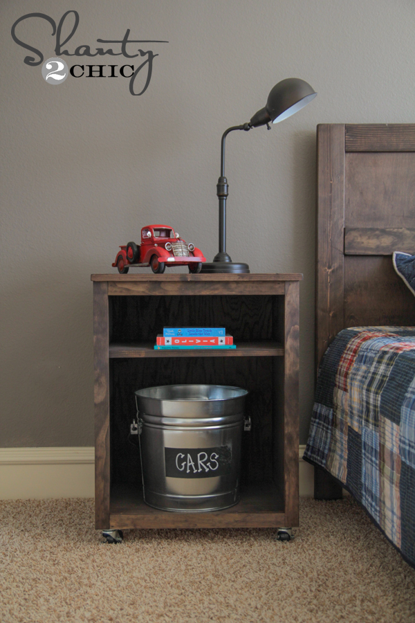 Make A Simple Nightstand