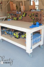 New Year… New Workbench Baby!