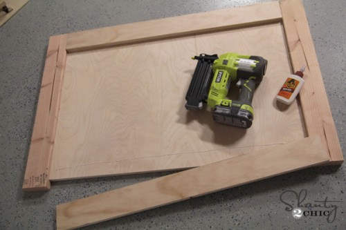 How to build a footboard